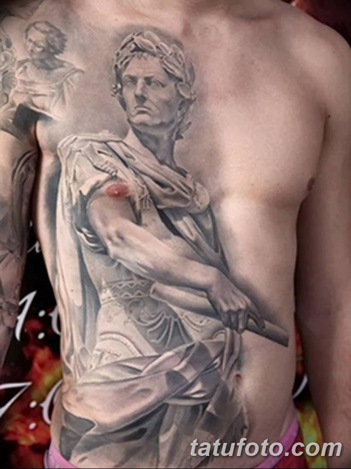 Фото рисунка Римские тату 12.11.2018 №042 - photo Roman tattoo - tatufoto.com