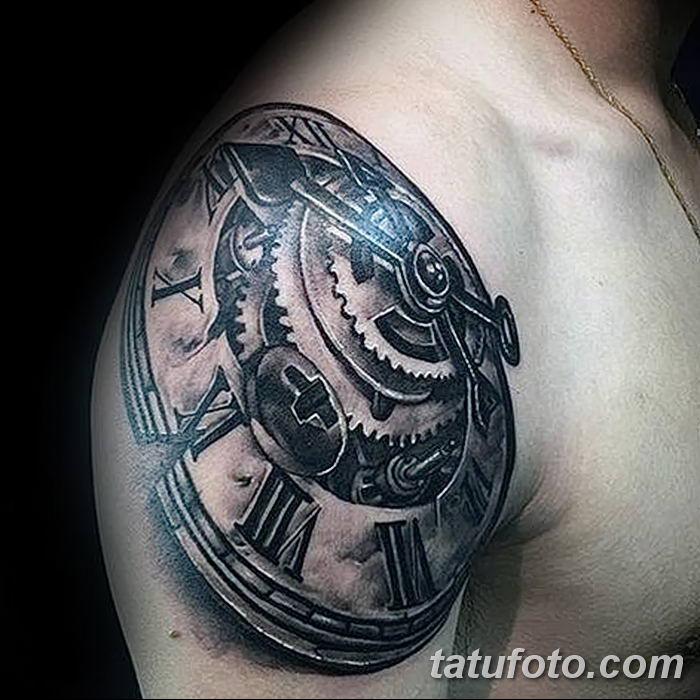 Фото рисунка Римские тату 12.11.2018 №044 - photo Roman tattoo - tatufoto.com