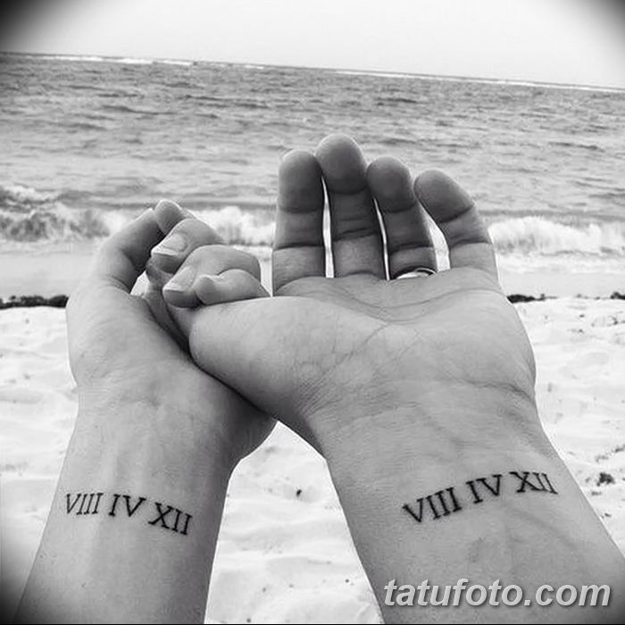 Фото рисунка Римские тату 12.11.2018 №069 - photo Roman tattoo - tatufoto.com