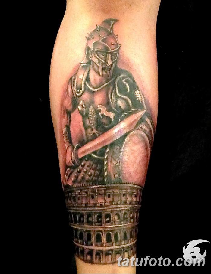 Фото рисунка Римские тату 12.11.2018 №090 - photo Roman tattoo - tatufoto.com