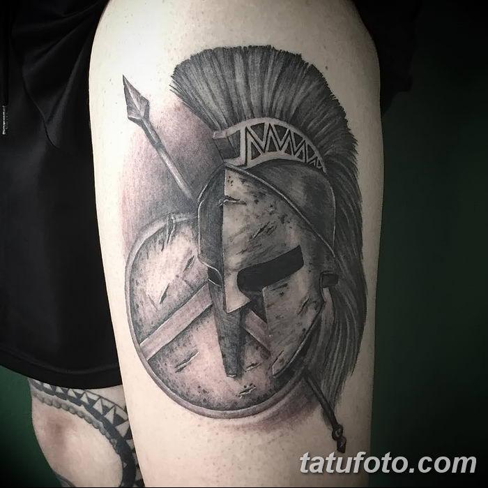Фото рисунка Римские тату 12.11.2018 №094 - photo Roman tattoo - tatufoto.com