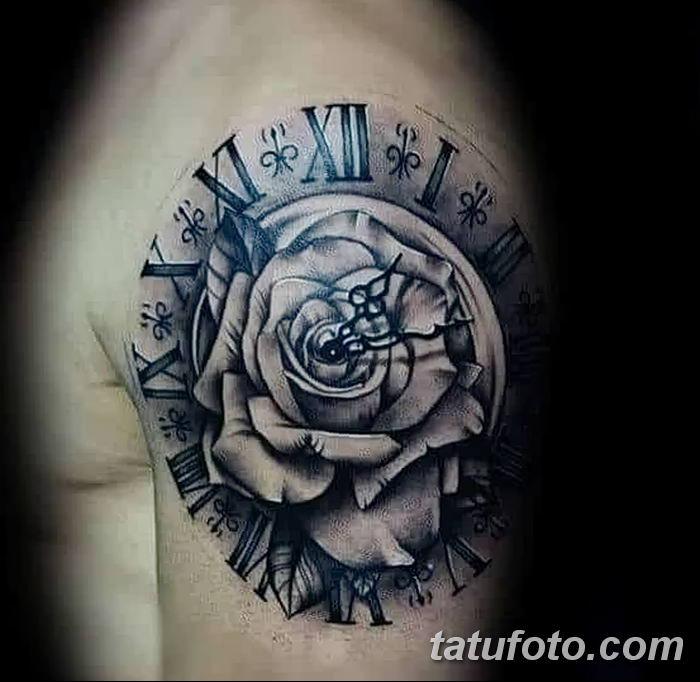 Фото рисунка Римские тату 12.11.2018 №117 - photo Roman tattoo - tatufoto.com