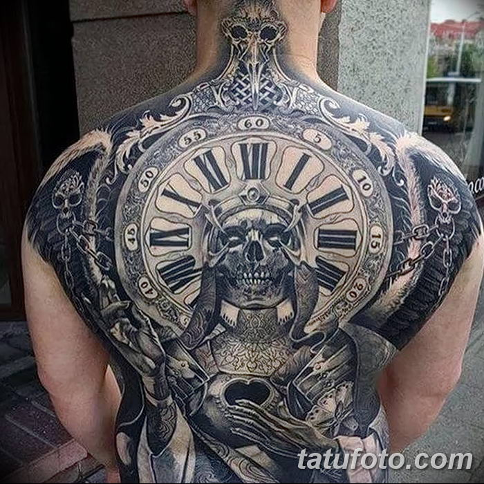 Фото рисунка Римские тату 12.11.2018 №118 - photo Roman tattoo - tatufoto.com