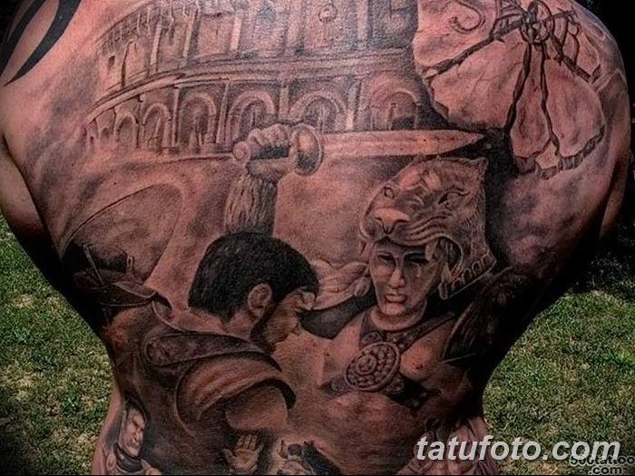 Фото рисунка Римские тату 12.11.2018 №135 - photo Roman tattoo - tatufoto.com