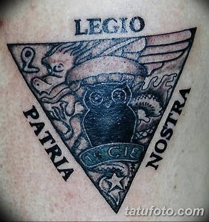 Фото рисунка Римские тату 12.11.2018 №141 - photo Roman tattoo - tatufoto.com