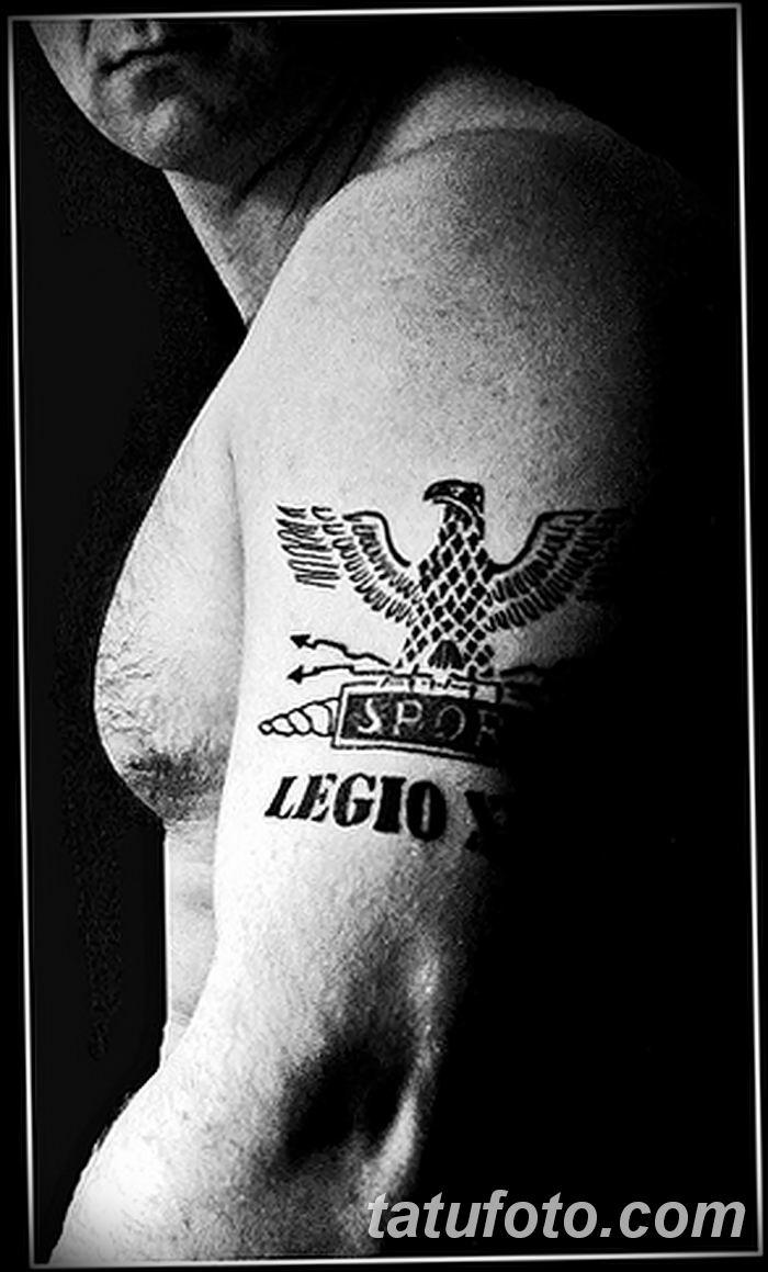 Фото рисунка Римские тату 12.11.2018 №145 - photo Roman tattoo - tatufoto.com