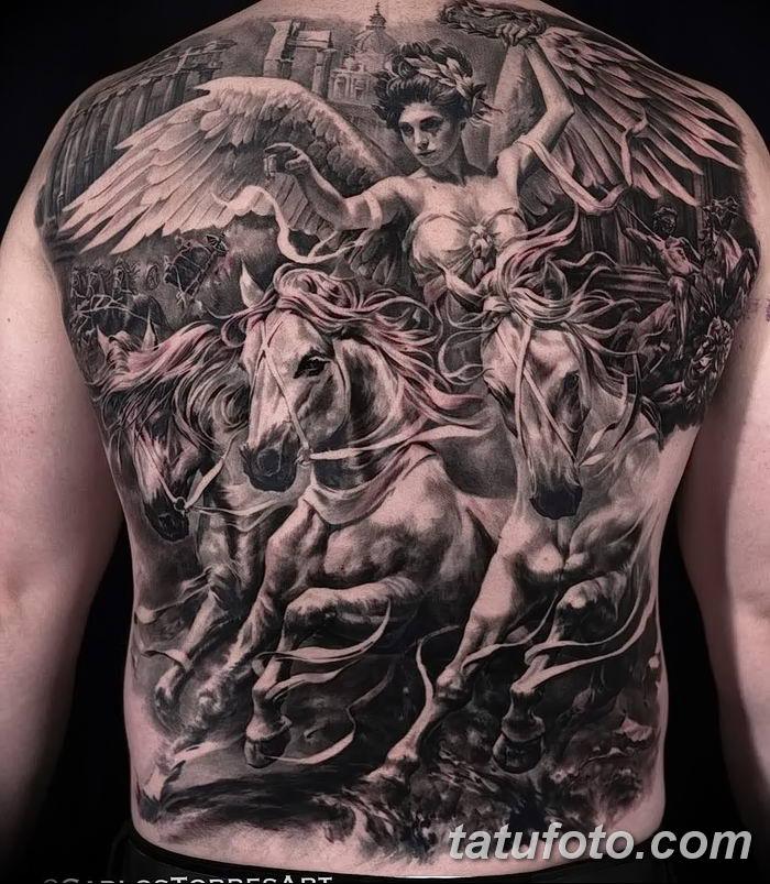 Фото рисунка Римские тату 12.11.2018 №147 - photo Roman tattoo - tatufoto.com
