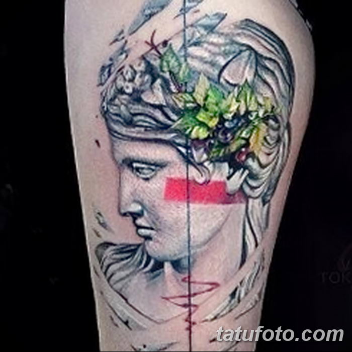 Фото рисунка Римские тату 12.11.2018 №166 - photo Roman tattoo - tatufoto.com