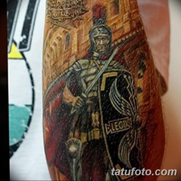Фото рисунка Римские тату 12.11.2018 №187 - photo Roman tattoo - tatufoto.com