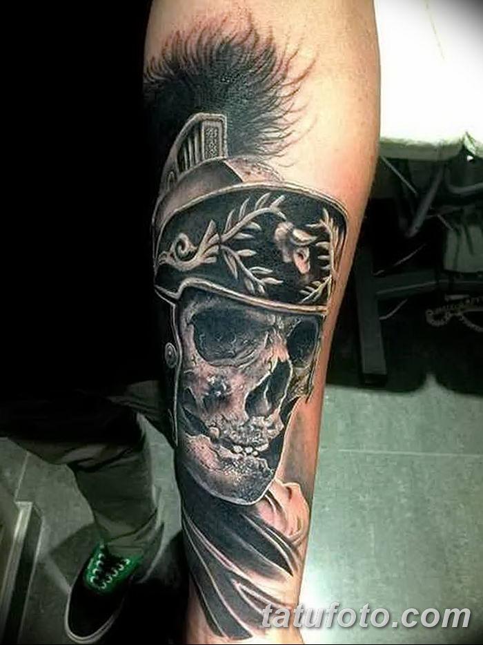 Фото рисунка Римские тату 12.11.2018 №204 - photo Roman tattoo - tatufoto.com