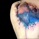 Фото рисунка Тату вода 05.11.2018 №007 - photo water tattoo - tatufoto.com