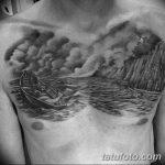 Фото рисунка Тату вода 05.11.2018 №053 - photo water tattoo - tatufoto.com