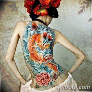 Фото рисунка Тату вода 05.11.2018 №067 - photo water tattoo - tatufoto.com