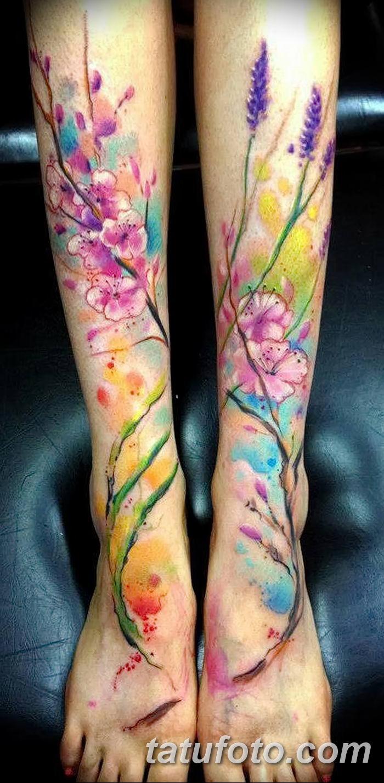 Фото рисунка Яркой татуировки 11.11.2018 №010 - photo Bright tattoo - tatufoto.com