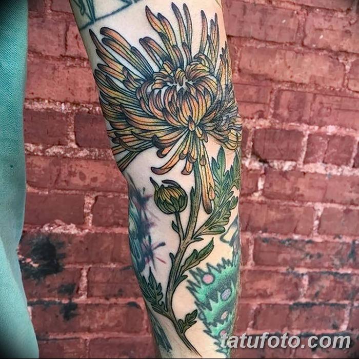 Фото рисунка Яркой татуировки 11.11.2018 №012 - photo Bright tattoo - tatufoto.com