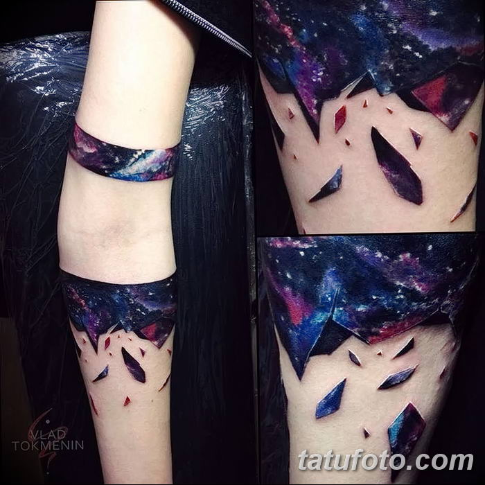 Фото рисунка Яркой татуировки 11.11.2018 №017 - photo Bright tattoo - tatufoto.com