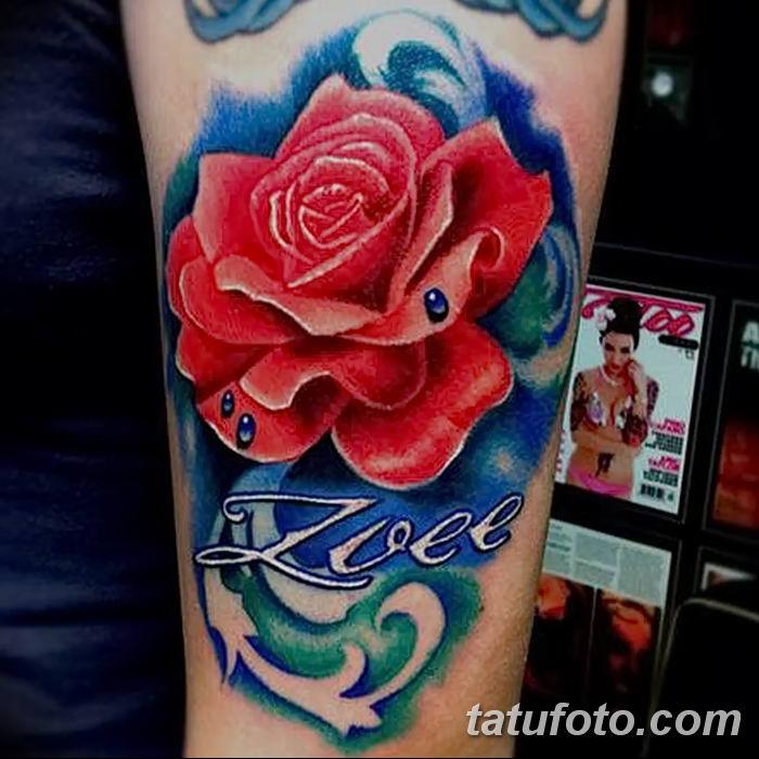 Фото рисунка Яркой татуировки 11.11.2018 №019 - photo Bright tattoo - tatufoto.com