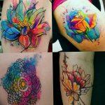 Фото рисунка Яркой татуировки 11.11.2018 №020 - photo Bright tattoo - tatufoto.com