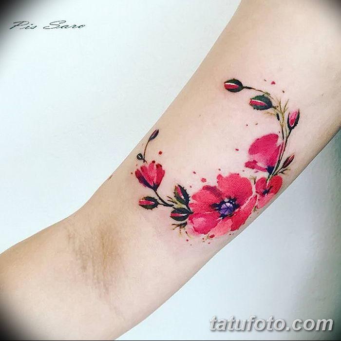 Фото рисунка Яркой татуировки 11.11.2018 №029 - photo Bright tattoo - tatufoto.com