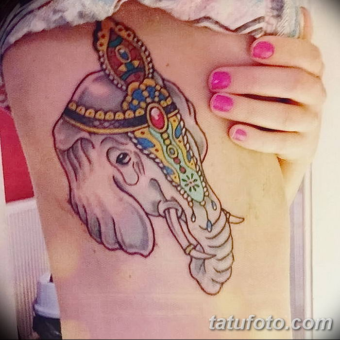 Фото рисунка Яркой татуировки 11.11.2018 №065 - photo Bright tattoo - tatufoto.com