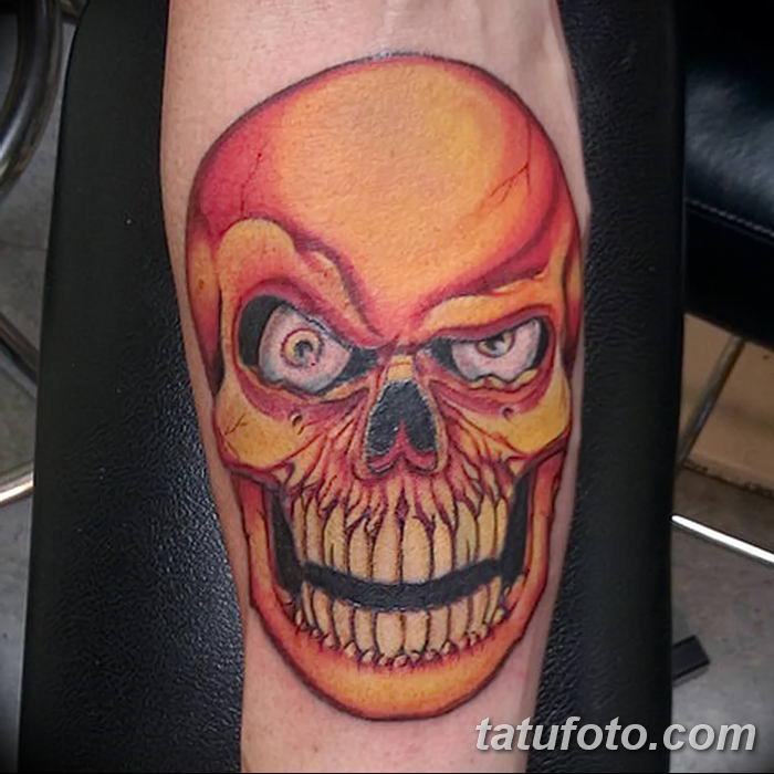 Фото рисунка Яркой татуировки 11.11.2018 №069 - photo Bright tattoo - tatufoto.com