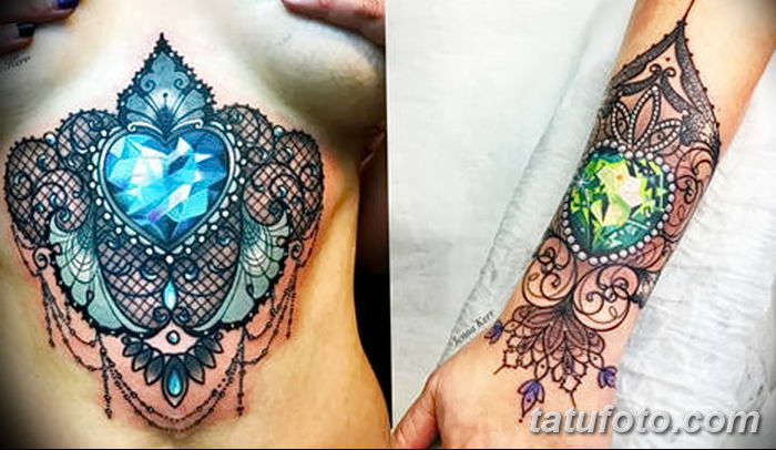 Фото рисунка Яркой татуировки 11.11.2018 №076 - photo Bright tattoo - tatufoto.com