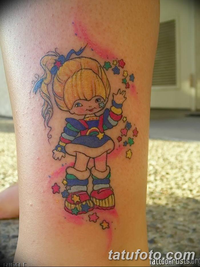 Фото рисунка Яркой татуировки 11.11.2018 №081 - photo Bright tattoo - tatufoto.com