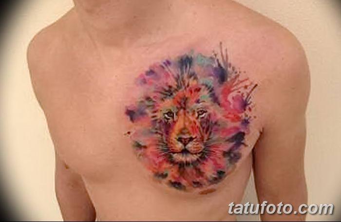 Фото рисунка Яркой татуировки 11.11.2018 №098 - photo Bright tattoo - tatufoto.com