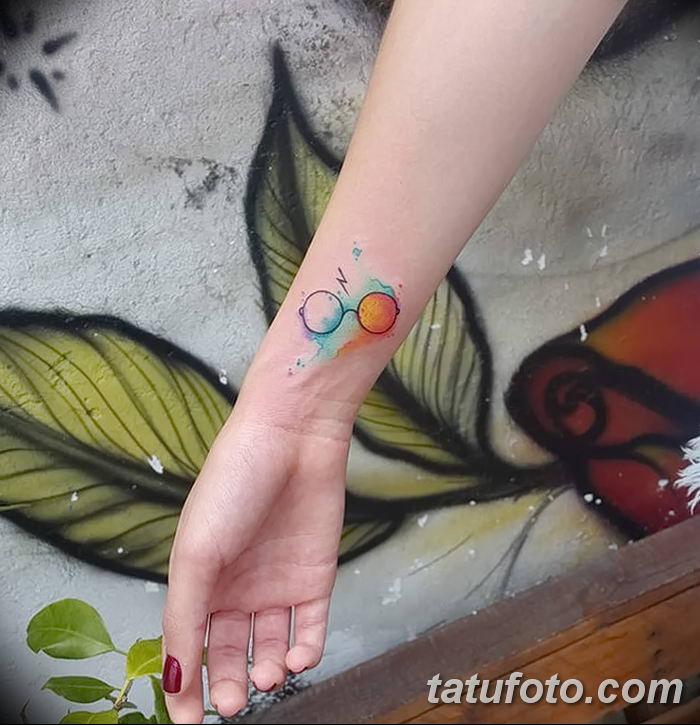 Фото рисунка Яркой татуировки 11.11.2018 №103 - photo Bright tattoo - tatufoto.com