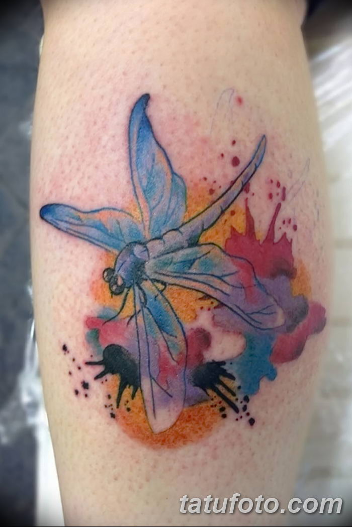 Фото рисунка Яркой татуировки 11.11.2018 №106 - photo Bright tattoo - tatufoto.com