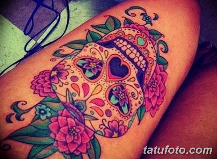 Фото рисунка Яркой татуировки 11.11.2018 №149 - photo Bright tattoo - tatufoto.com