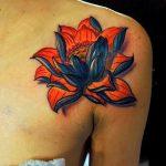 Фото рисунка Яркой татуировки 11.11.2018 №223 - photo Bright tattoo - tatufoto.com