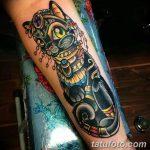 Фото рисунка татуировки амулет 21.11.2018 №468 - photo tattoo amulet - tatufoto.com
