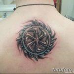 Фото рисунка татуировки амулет 21.11.2018 №489 - photo tattoo amulet - tatufoto.com