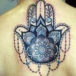 Фото рисунка татуировки амулет 21.11.2018 №491 - photo tattoo amulet - tatufoto.com