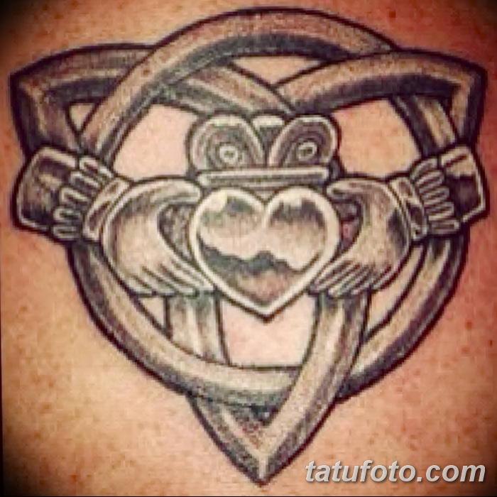 Фото рисунка тату кельтский узел 13.11.2018 №109 - tattoo photo celtic knot - tatufoto.com