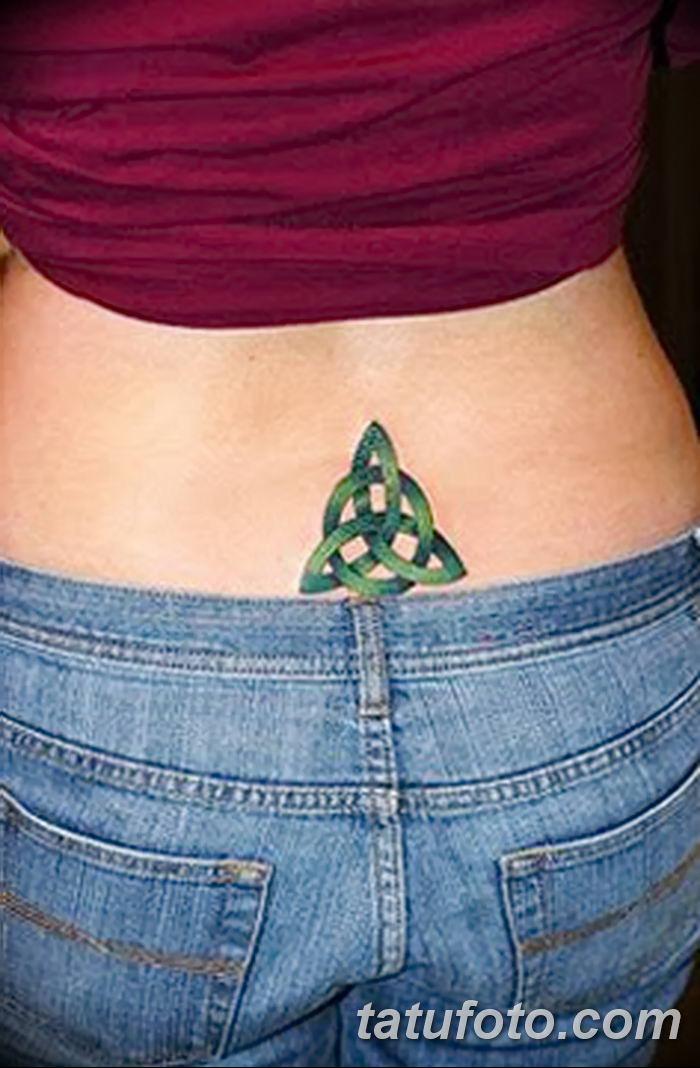 Фото рисунка тату кельтский узел 13.11.2018 №137 - tattoo photo celtic knot - tatufoto.com