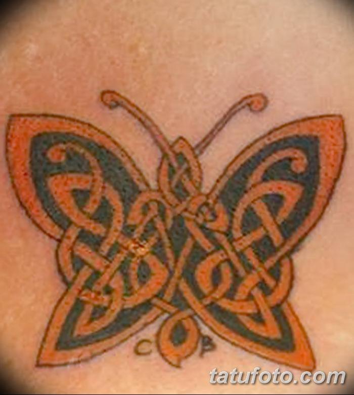 Фото рисунка тату кельтский узел 13.11.2018 №203 - tattoo photo celtic knot - tatufoto.com