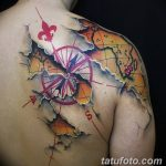 Фото рисунка тату 3d 24.11.2018 №031 - photo tattoo 3d - tatufoto.com