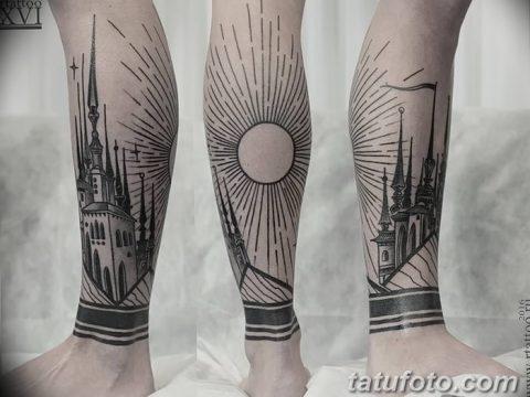 фото рисунка тату в стиле графика 14.11.2018 №113 - tattoo style graphics - tatufoto.com