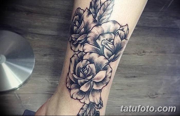 фото рисунка тату в стиле графика 14.11.2018 №178 - tattoo style graphics - tatufoto.com