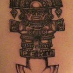 фото рисунка тату инков 16.11.2018 №067 - Inca tattoo photo - tatufoto.com
