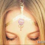 фото флеш татуировки для волос 18.11.2018 №002 - photo flash tattoo for hair - tatufoto.com