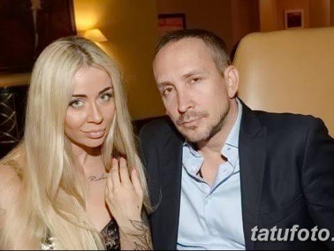 Данко и интимные татуировки его любовницы - фото - картинка 2