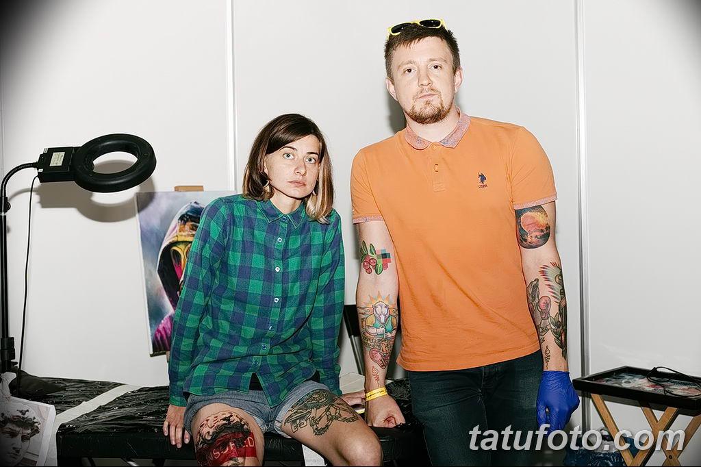 Кирилл Вархейт - Фестиваль Russian Tattoo Expo - фото 1