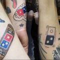 Маркетинг в тату – еда за татуировки скидки от заведений за тату с логотипом - фото 1