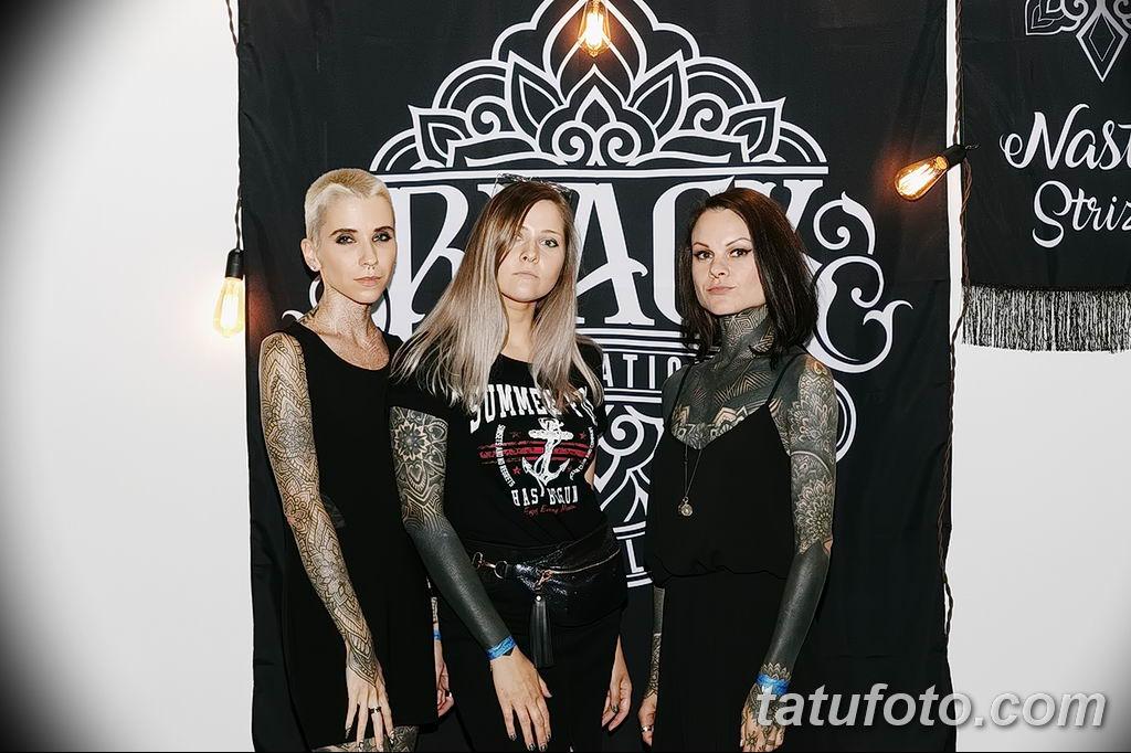 Настя Стриж - Фестиваль Russian Tattoo Expo - фото 1