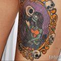 Предупреждение об опасности татуировок для людей с ослабленным иммунитетом - фото