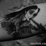 фото Мрачные татуировки 16.12.2018 №061 - photo Gloomy tattoos - tatufoto.com