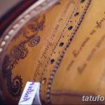 фото Татуировки на обуви 06.12.2018 №023 - photo Tattoos on shoes - tatufoto.com